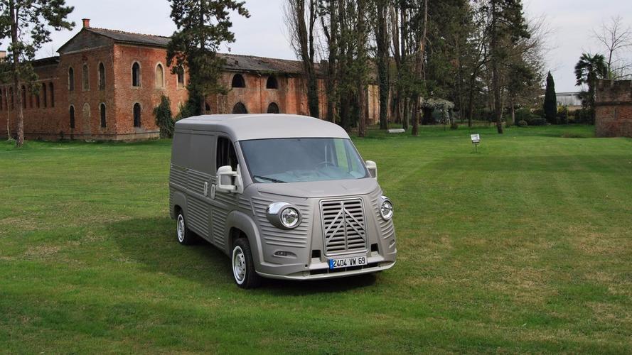 Résurrection du Citroën Type H - L'histoire continue !