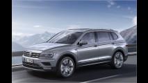 VW Tiguan Allspace am Start