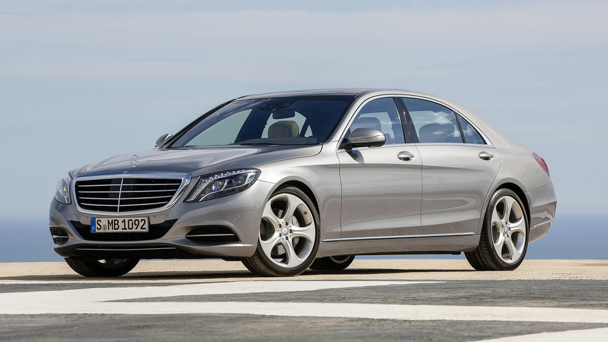 Mercedes-Benz Classe S 2018 Facelift