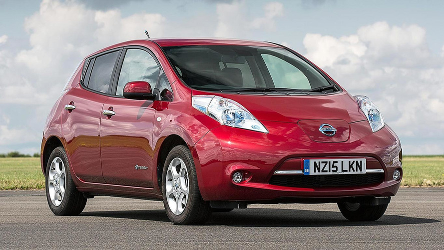 Nissan Leaf is the UK's fastest-selling used car