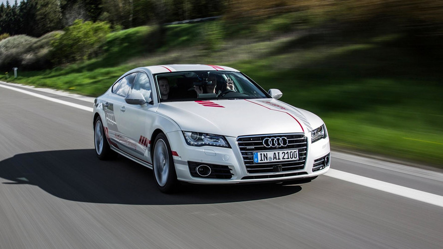 Audi First To Receive Autonomous Car Testing License In New York
