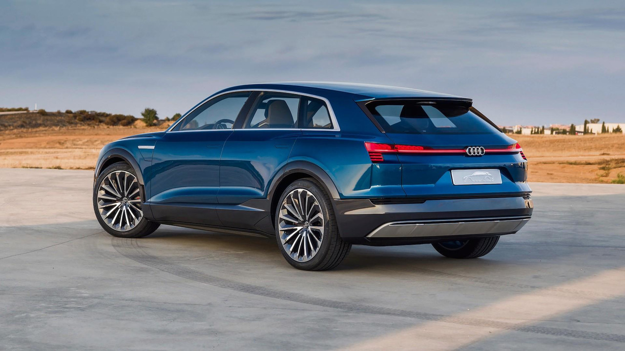 Audi Plans To Electrify Lineup With New ETron Models By - Audi etron