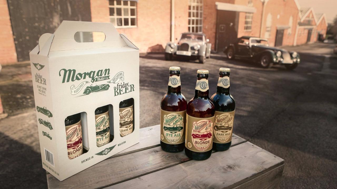 Bière Morgan