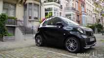 Essai Smart fortwo Cabrio Brabus