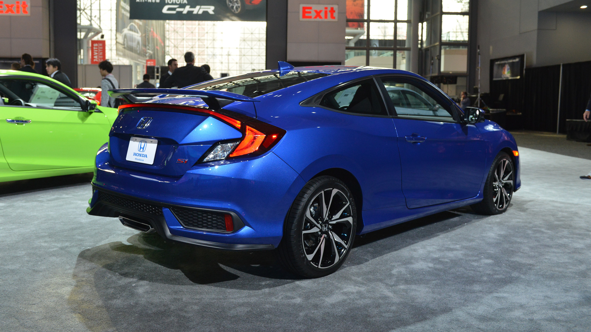 Stop Complaining About The Honda Civic Si Only Having 205 Hp