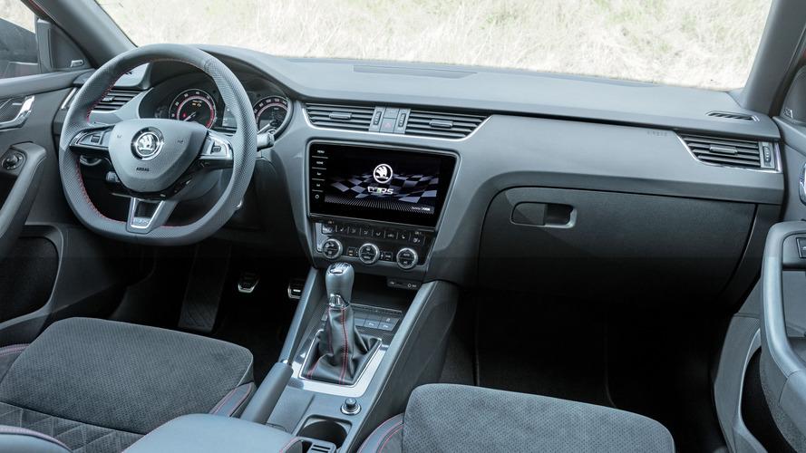 2017 Skoda Octavia vRS First Drive