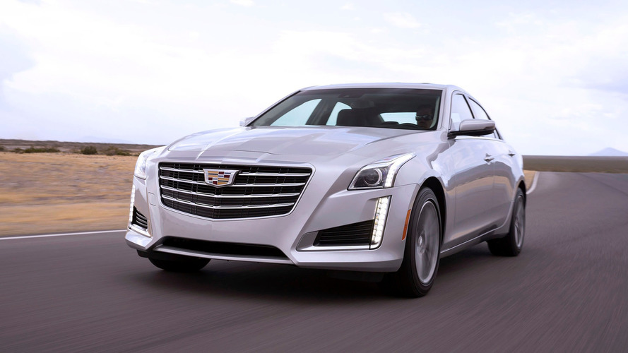 Cadillac CTS will talk to other vehicles with V2V tech