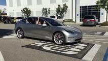 Tesla Model 3 casus videosu