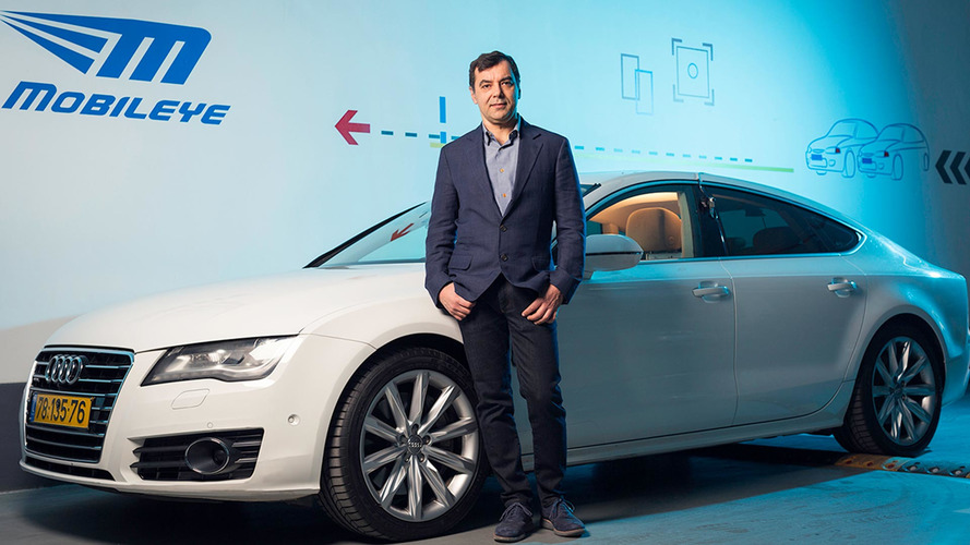 Intel buying autonomous tech firm Mobileye for $15.3B