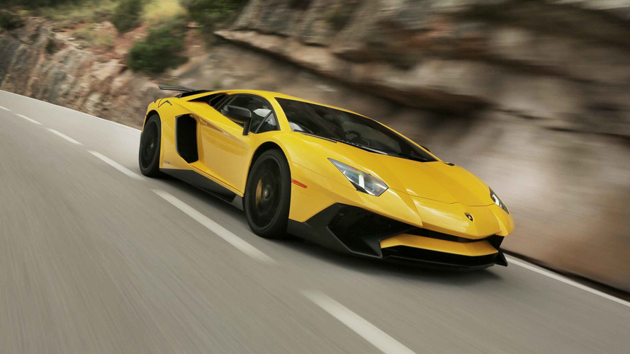 2017 Lamborghini Aventador Review