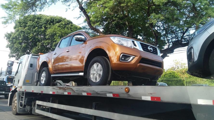 Nissan promete atração inédita no Salão, e evidências apontam para a nova Frontier