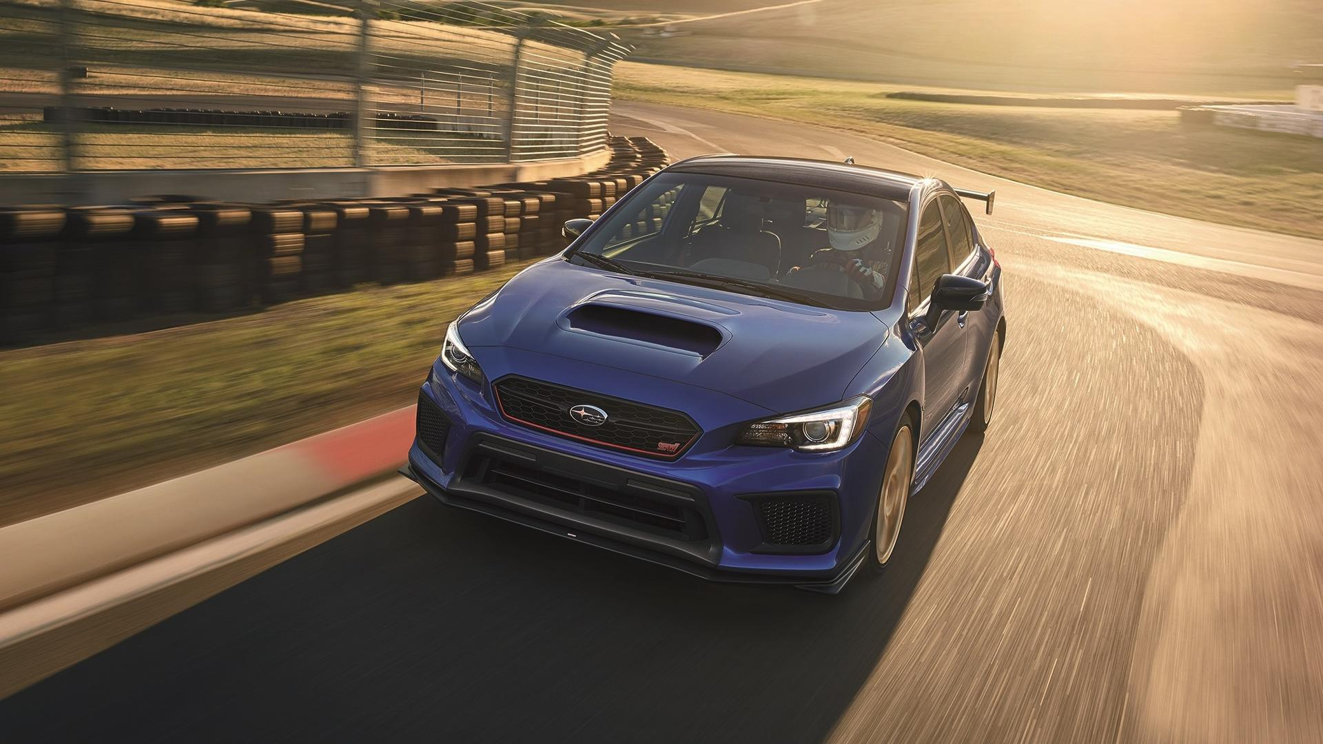 2018 Subaru Wrx Sti Type Ra Adds Power Loses Weight