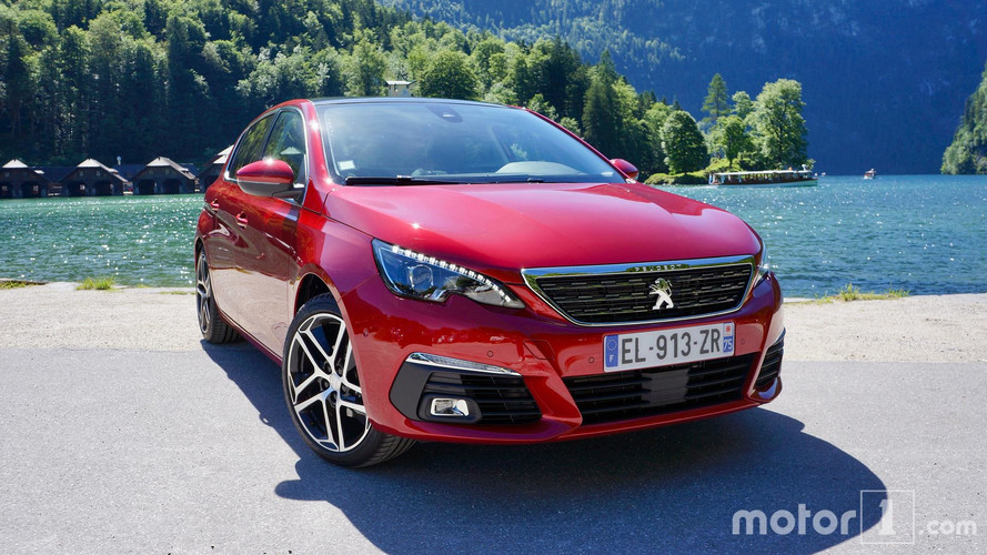 Peugeot stoppe temporairement la production de la 308