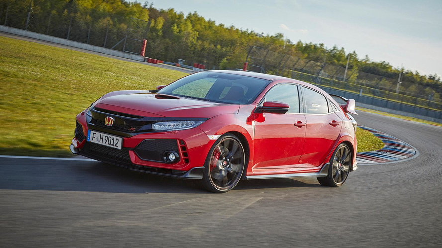Honda Civic Type R Stars In New Gallery, Videos Of Euro Model
