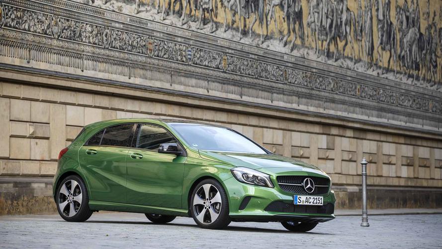 2015 Mercedes-Benz A-Class Review
