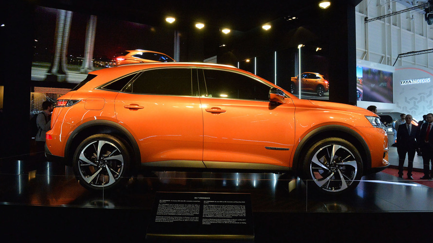 All-Electric DS SUV Set For Reveal Next Year