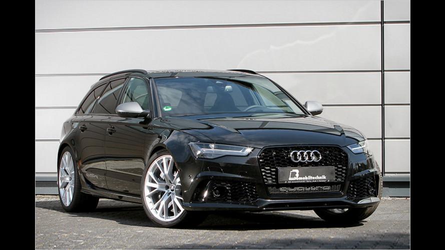 B&B macht Audi RS 6 und RS 7 Beine