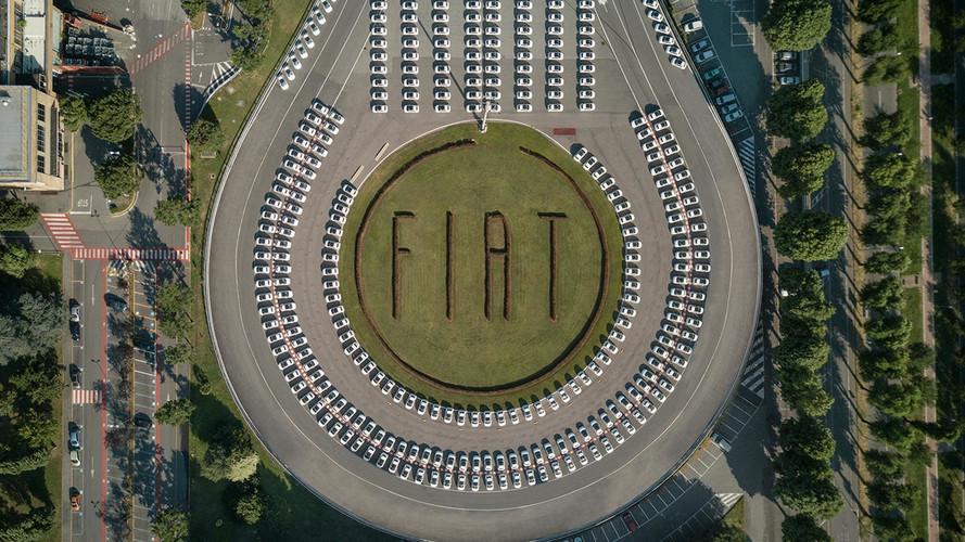 Fiat a livré 1495 Fiat 500 en moins de 48 heures !