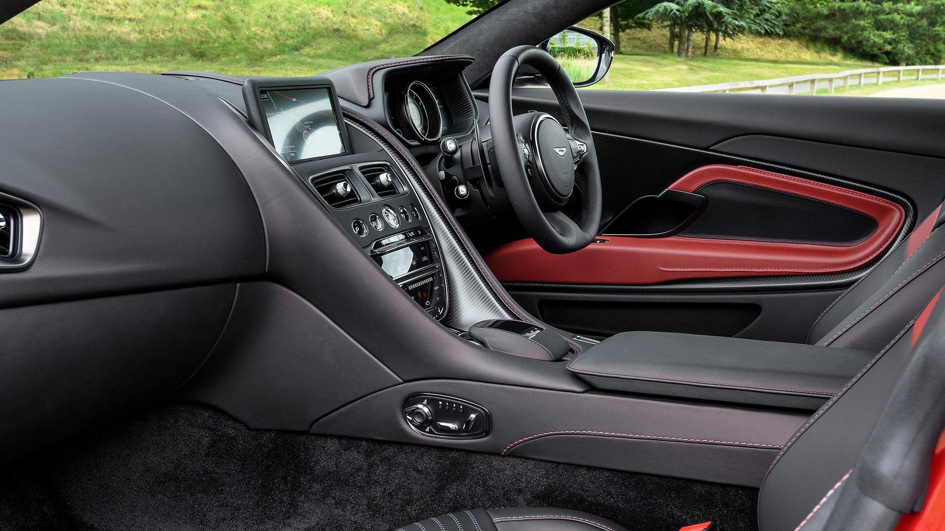 Aston Martin Builds One Off Crimson Db11 For Royal Regatta