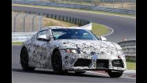Erlkönig: Toyota Supra