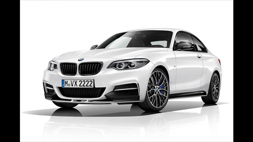 BMW individualisiert 750 Exemplare des M240i