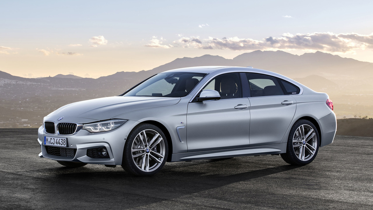 The Best Selling Bmw 4 Series Coupe Is Actually A Sedan