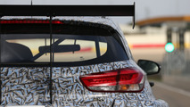 Hyundai i30 TCR testing