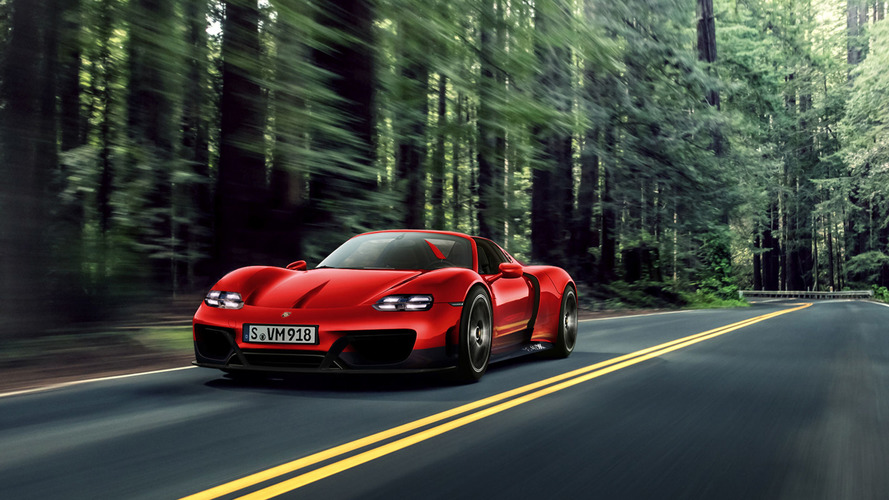 Porsche 918 Successor Must Wait For Breakthrough Battery Tech