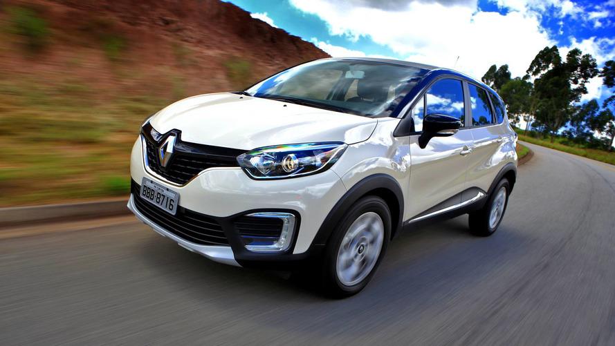 Teste instrumentado Renault Captur Zen 1.6 - O certo é o que ainda não veio