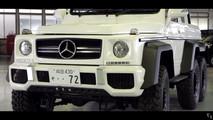 Mercedes-AMG 6x6 Suzuki replica