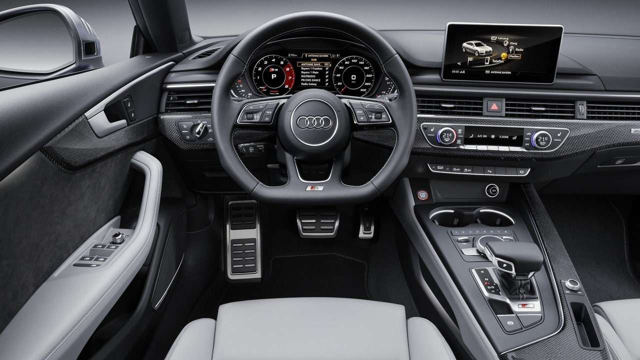 2017 Audi A5 Coupe Sportback Prices Start At 30 700 And 38 005 In Uk