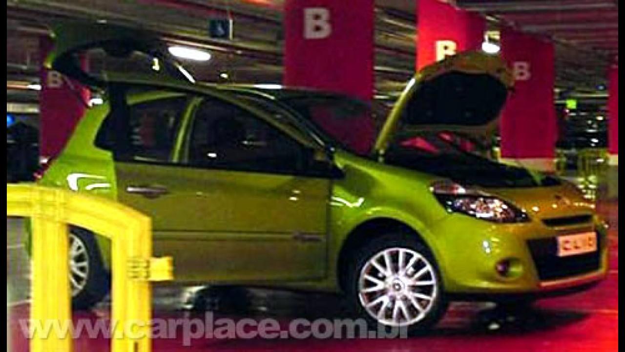 Foto do novo Renault Clio atualizado vaza - Será que também vem ao Brasil?