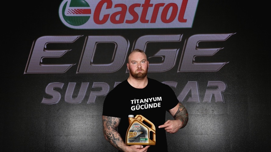 Castrol EDGE Supercar, gücünü 'The Mountain' ile sergiledi