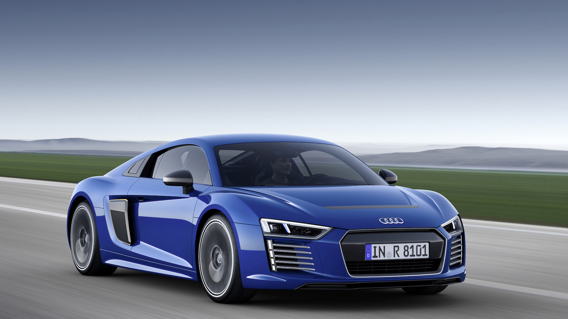 2020 Audi R8 E Tron Review