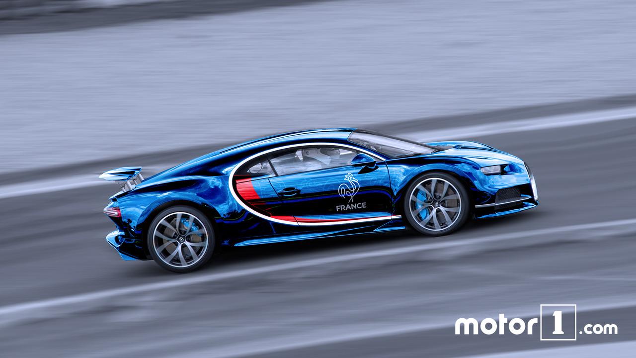 France: Bugatti Chiron