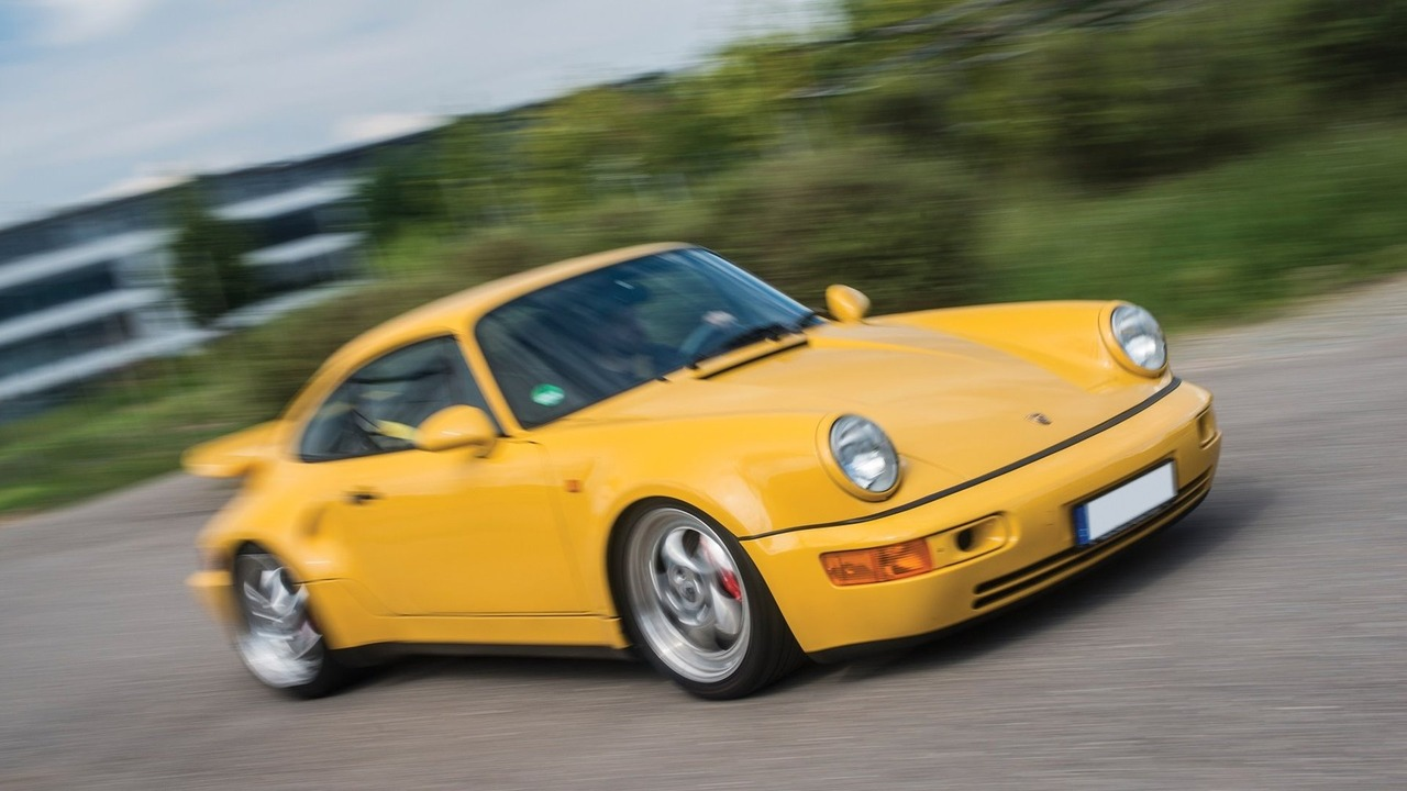 Air Cooled Porsche 911 Collection Sells For 63 Million At