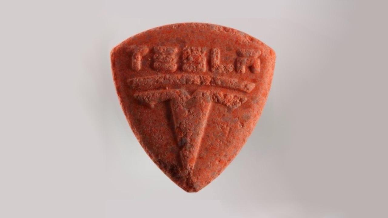 Tesla-branded pills