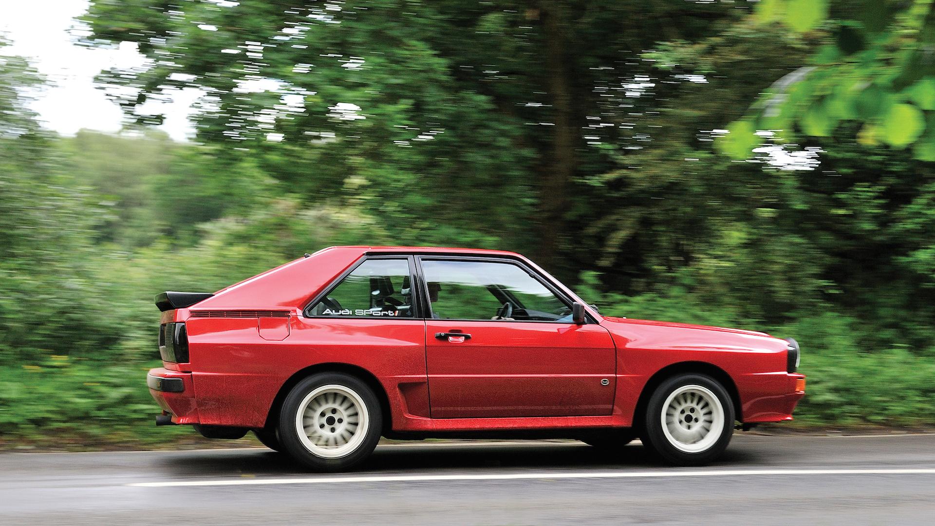 Audi Sport Quattro >> 1986 Audi Sport Quattro 536 Bin Dolara Satildi