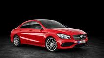 Mercedes-Benz CLA Dış Tasarım
