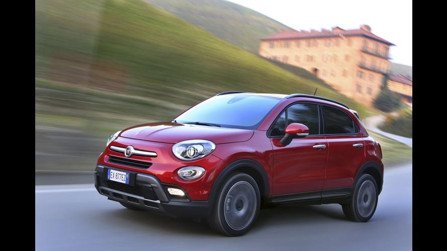 Yeni Fiat 500X Crossover Bridgestone kullanacak
