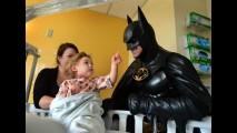 Hayırsever Batman Trafik Kazasında Hayatını Kaybetti