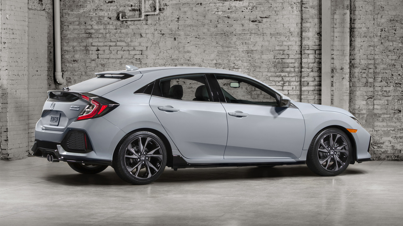 2017 Honda Civic Hatchback Revealed Coming To The U S This Fall