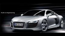 Veja o comercial da Audi - The R8: The Slowest Car Audi Ever Built