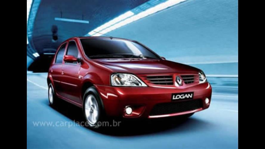 Sucesso do Logan faz Renault bater recorde de vendas em novembro