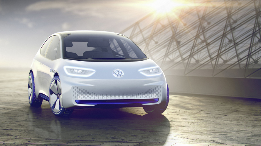 VW Already Has An Idea For Fully Electric R Performance Model