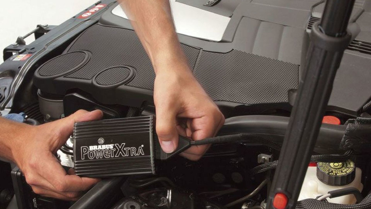 Brabus PowerXtra D6 (III) Performance Kit