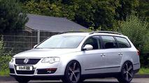 VW Passat Variant with H&R