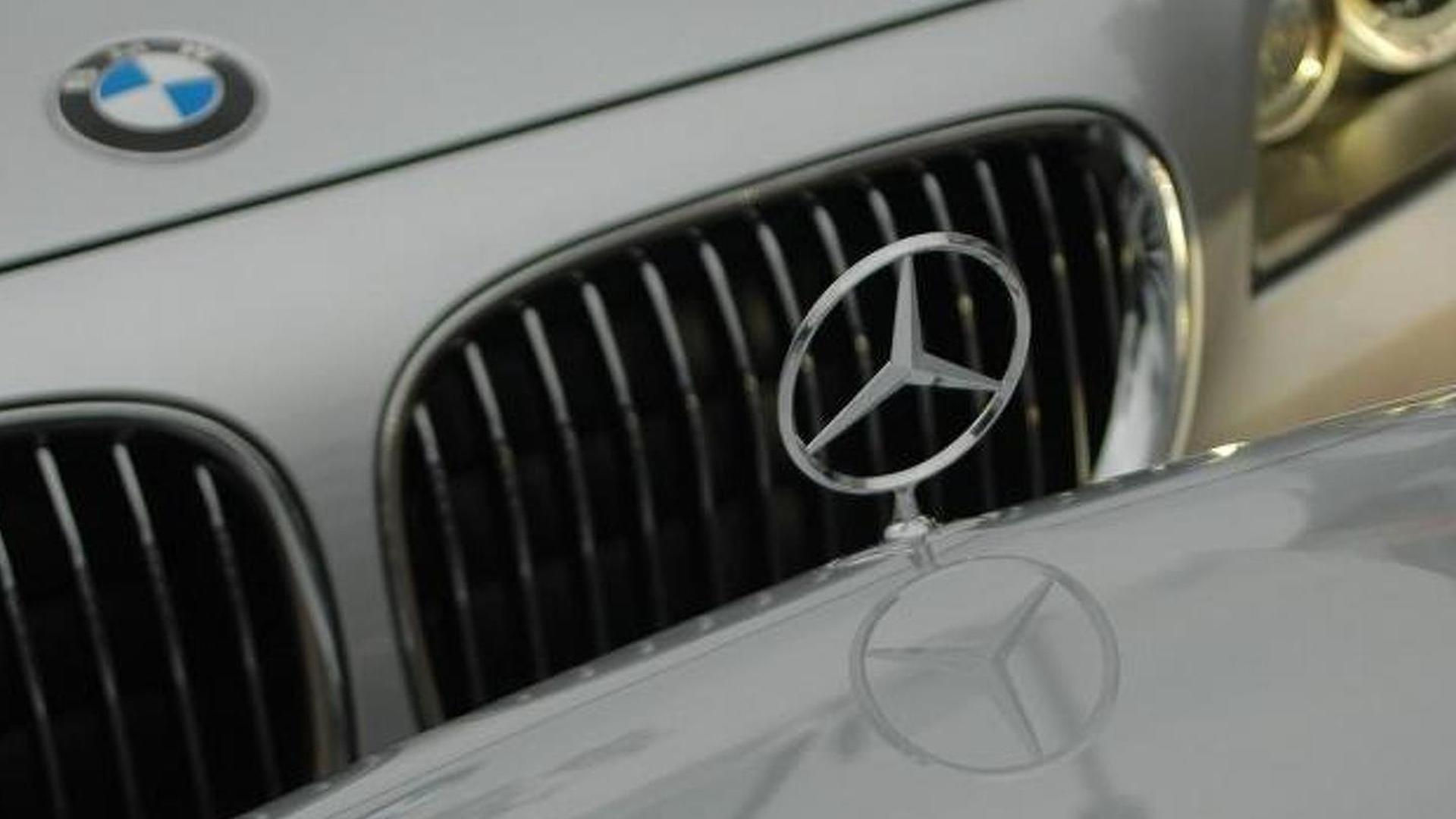 Bmw Topped Mercedes Benz Last Year In U S By 7 326 Cars