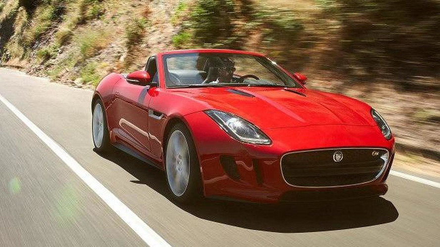 New Jaguar F-Type photos emerge