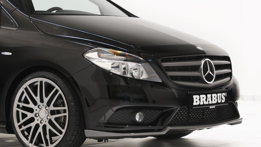 2012 Mercedes B-Class initial tuning package by Brabus